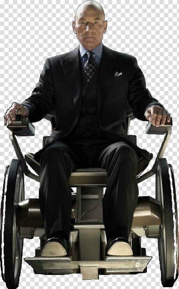Professor x clipart svg black and white X Men Professor X Charles Xavier transparent background PNG ... svg black and white