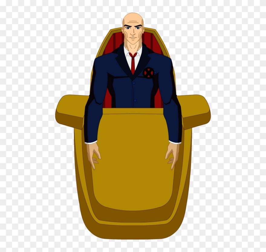 Professor x clipart png free library Professor X By Lukbr Francis Xavier, Charles Xavier ... png free library