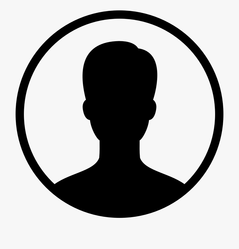 Profile image icon clipart image library library User Profile Icon Png Clipart , Png Download - My Profile ... image library library