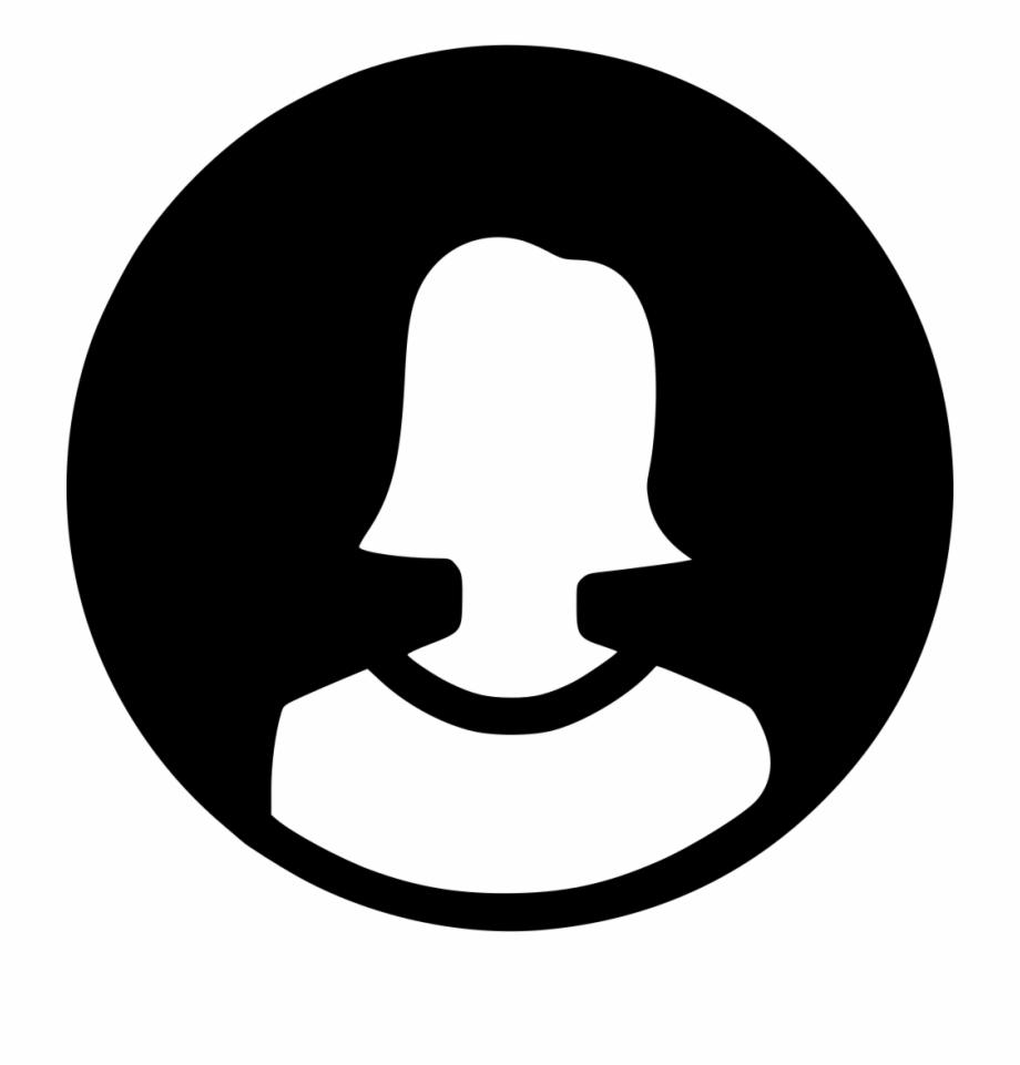 Profile image icon clipart clip free download Female Profile Users Png Icon Free Download - Female Profile ... clip free download