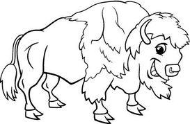 Profile of buffalo blackk and white clipart clip art freeuse Free Buffalo Cliparts Black, Download Free Clip Art, Free ... clip art freeuse