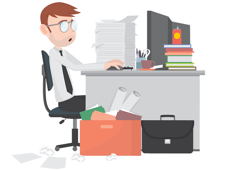 Programmer at desk clipart vector royalty free Business Background clipart - Cartoon, Programmer, Product ... vector royalty free