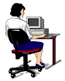 Programmer at desk clipart clip freeuse Programmer at desk clipart free - Clip Art Library clip freeuse