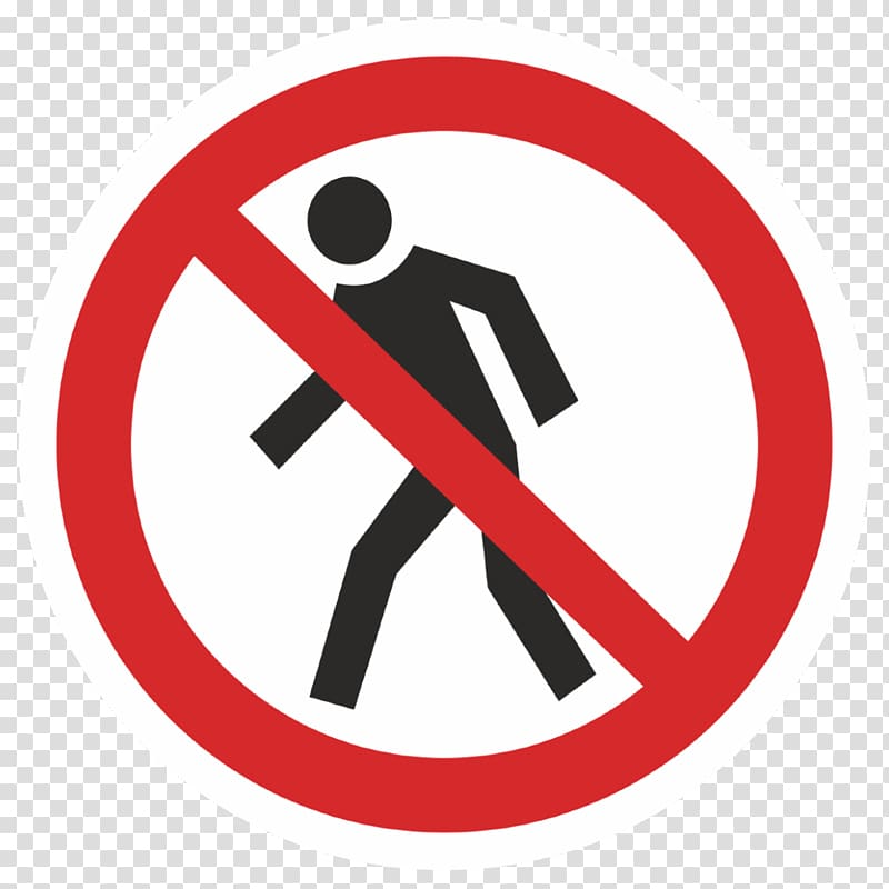 Prohibited clipart png transparent library No symbol Walking , Prohibited transparent background PNG ... png transparent library