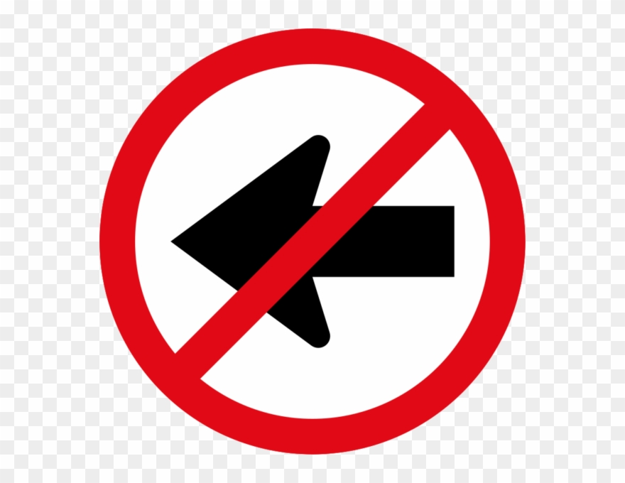 Prohibited clipart clip royalty free library Left Turn Prohibited - Camera Prohibited Sign Clipart ... clip royalty free library