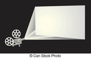 Projector light clipart banner black and white download Projector Illustrations and Clip Art. 15,243 Projector ... banner black and white download