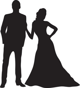 Prom couple clipart png 24+ Prom Clipart   ClipartLook png