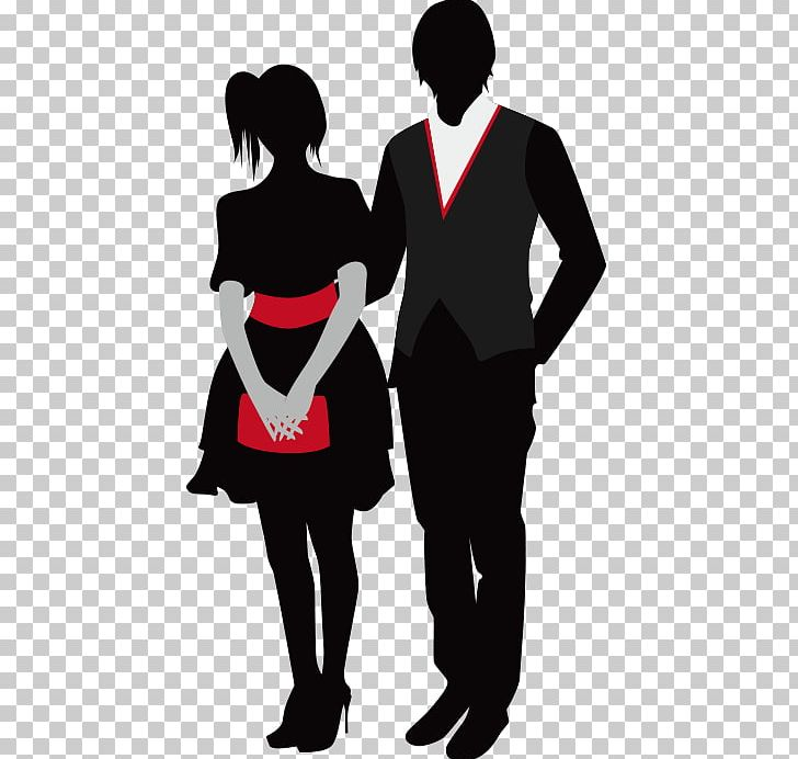 Prom couple clipart svg royalty free download Prom PNG, Clipart, Conversation, Couples, Couple Vect ... svg royalty free download
