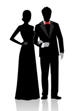 Prom king and queen clipart image free stock Prom King And Queen PNG Transparent Prom King And Queen.PNG ... image free stock
