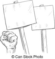 Protest sign clipart clip art royalty free download Protest signs Illustrations and Clip Art. 151,858 Protest ... clip art royalty free download