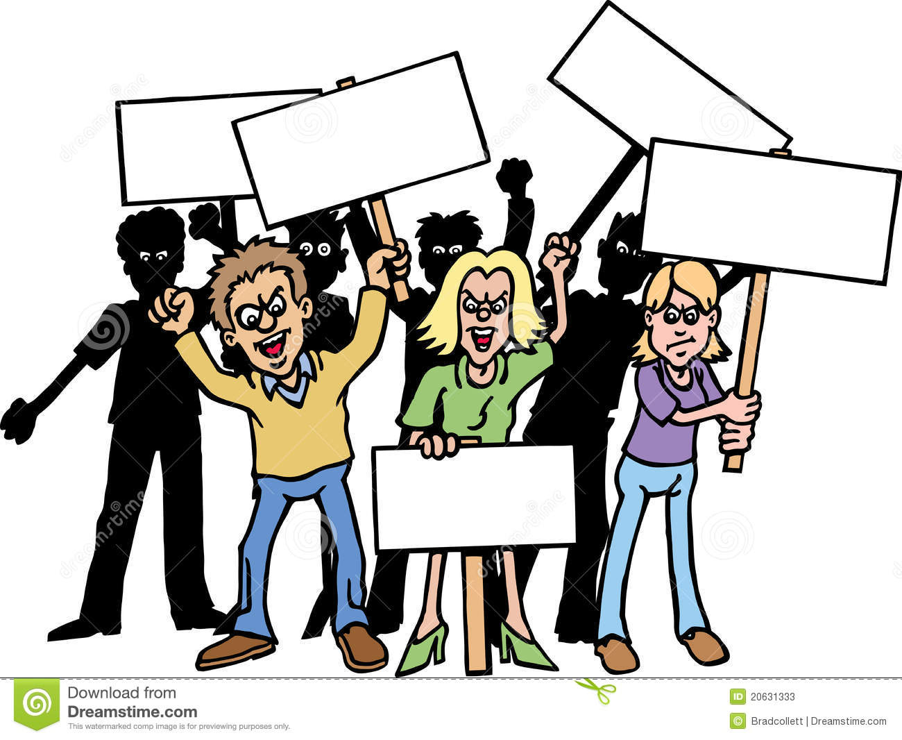 Protester clipart svg free Protester clipart 1 » Clipart Station svg free