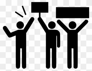 Protester clipart picture royalty free stock Protest Strike Demonstration Demonstrator Comments ... picture royalty free stock