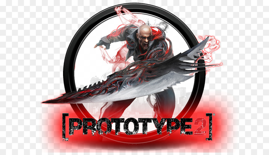 Prototype 2 clipart graphic black and white Prototype 2 (Radnet Edition) PlayStation #2328 - PNG Images ... graphic black and white