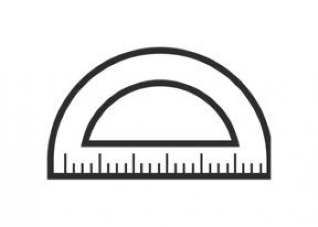 Protractor clipart black and white jpg black and white Free Protractor Cliparts, Download Free Clip Art, Free Clip ... jpg black and white