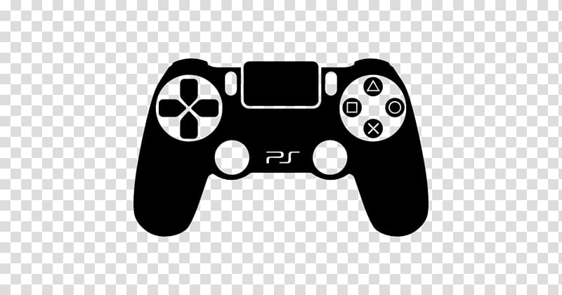 Ps4 controller clipart jpg transparent library PlayStation 4 Xbox 360 PlayStation 3 Game Controllers, Ps4 ... jpg transparent library