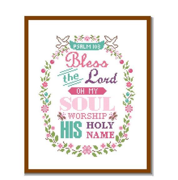 Psalm 103 clipart