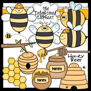 Pst clipart image download Honey Bees Clip Art Clipart image download