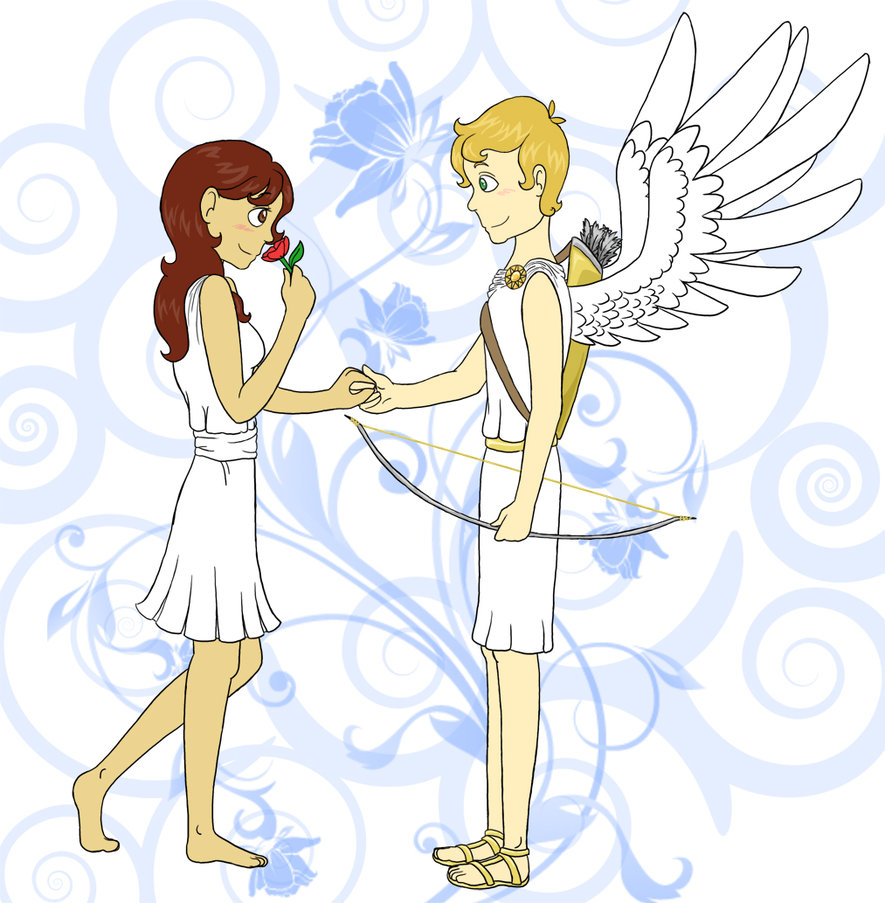 Psyche clipart clip art royalty free library Cupid and psyche clipart 3 » Clipart Station clip art royalty free library