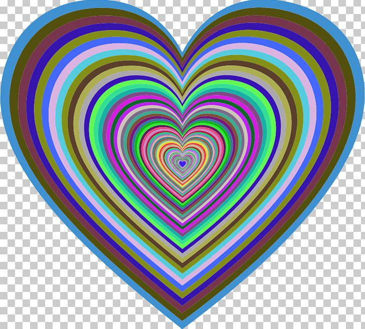 Psychedelic love clipart png image royalty free Heart Psychedelic Art PNG, Clipart, Art, Circle, Color ... image royalty free