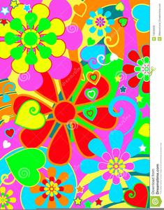 Psychodilic clipart image freeuse Retro Psychedelic Clipart | Free Images at Clker.com ... image freeuse