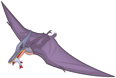Pterodactyl clipart free picture freeuse library Free Pterodactyl Clipart, Download Free Clip Art, Free Clip ... picture freeuse library