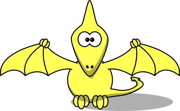 Pterodactyl clipart free clipart royalty free library Cartoon pterodactyl clipart images gallery for free download ... clipart royalty free library