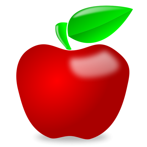 Public domain apple clipart image black and white stock Hackettstown High School / Homepage image black and white stock