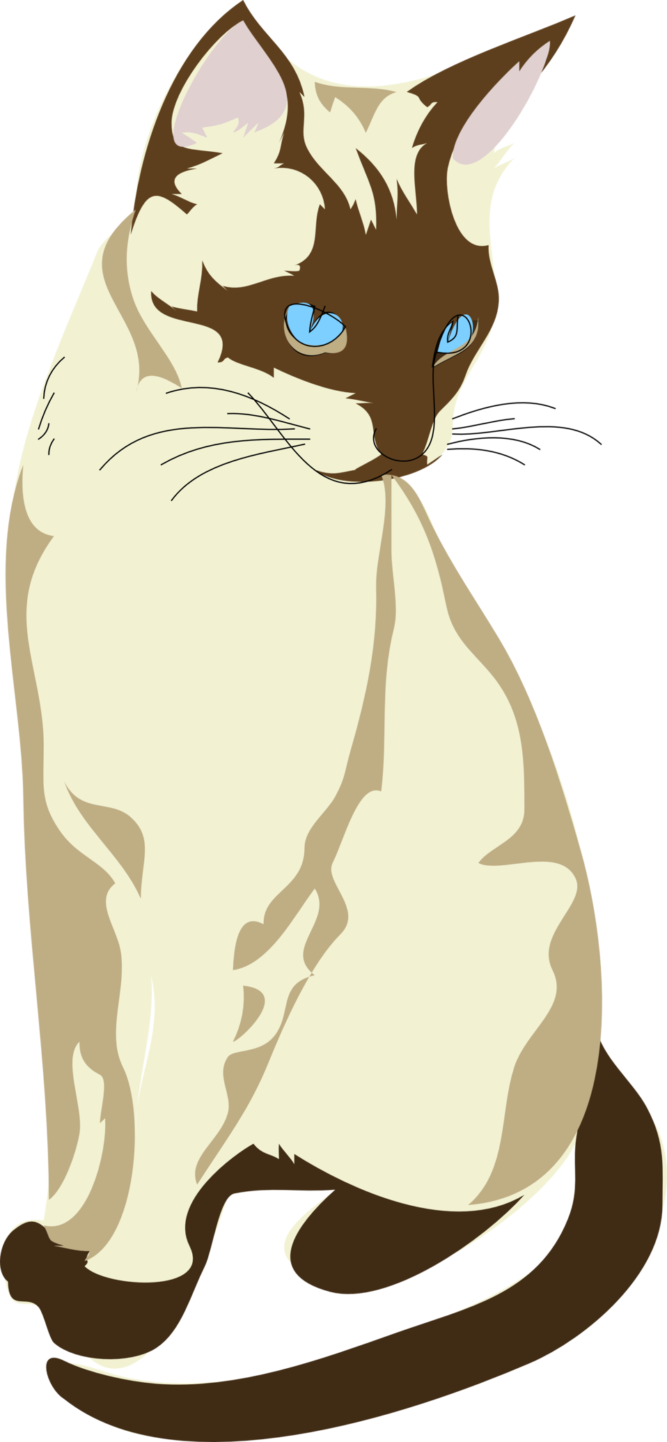 Public domain cat clipart picture transparent Public Domain Clip Art Image | Architetto -- Gatto 04 | ID ... picture transparent