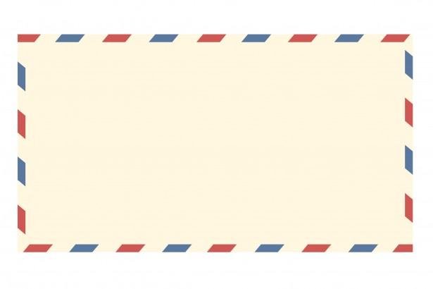 Public domain envelope clipart clip art free Vintage Airmail Envelope Free Stock Photo - Public Domain ... clip art free