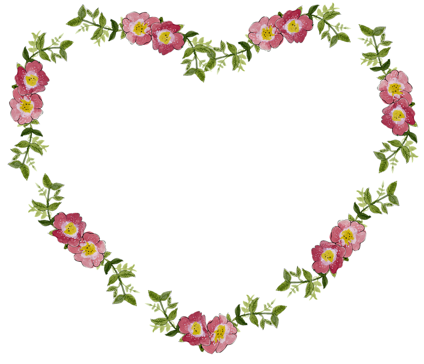Public domain flower clipart clip art free library Related image | Frames borders and garlands | Pinterest | Garlands ... clip art free library