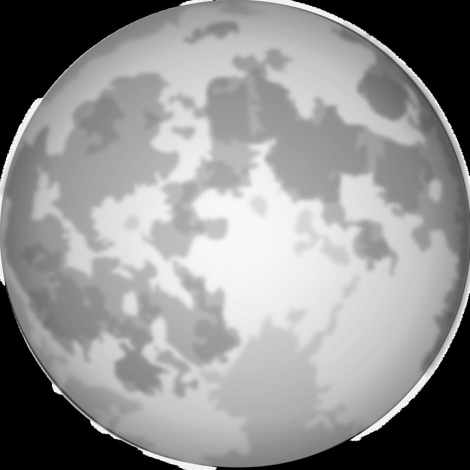 Public domain halloween clipart png transparent library Public Domain Clip Art Image | Halloween Bright Full Moon | ID ... png transparent library