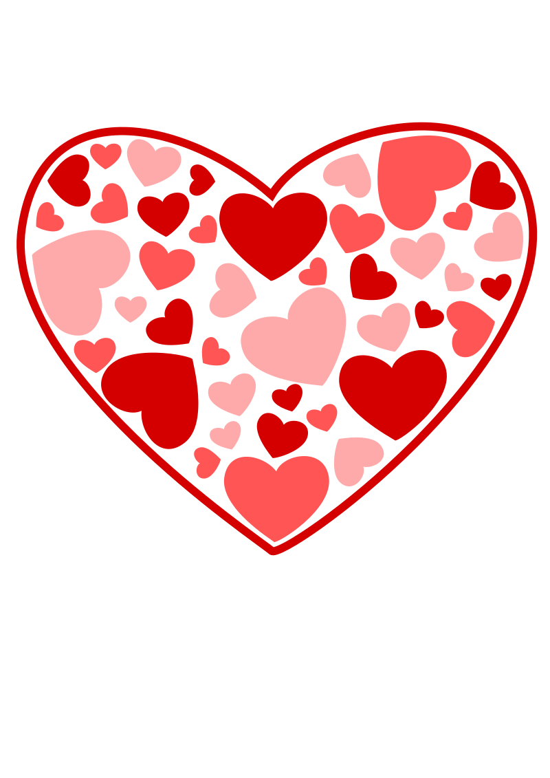 Public domain heart clipart png free download Clipart - Heart of Hearts png free download