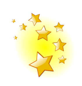 Public domain star clipart picture library download Stars clip art - vector clip art online, royalty free ... picture library download