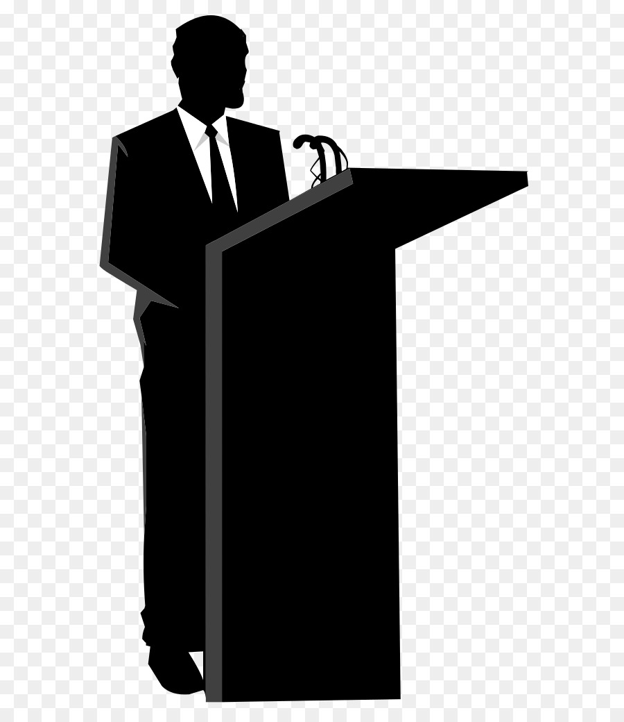 Public speaking clipart silhouette png library stock Man Cartoon png download - 654*1023 - Free Transparent ... png library stock