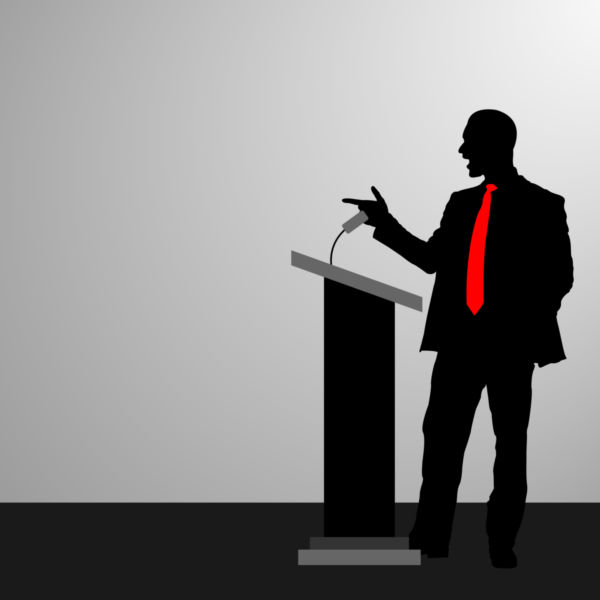 Public speaking clipart silhouette picture download Speaker clipart silhouette - 45 transparent clip arts ... picture download