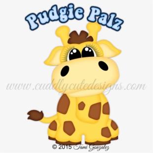 Pudgies clipart clip art transparent stock Pudgie Palz Giraffe - Clip Art #152498 - Free Cliparts on ... clip art transparent stock