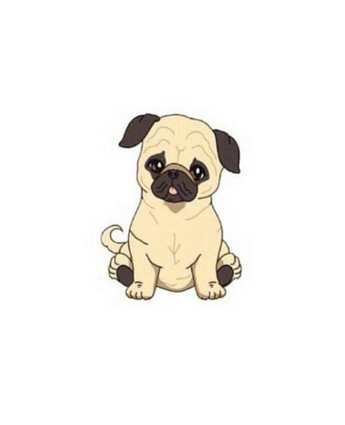 Pug tumblr clipart png transparent download Download pug drawing clipart Pug Puppy Drawing | Puppy ... png transparent download