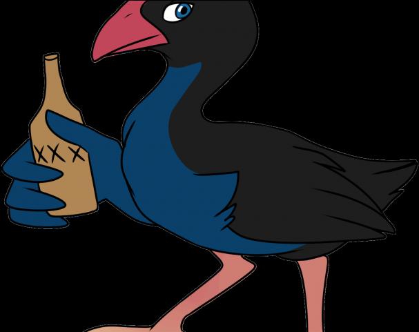 Pukeko clipart vector library HD Bird Clipart Pukeko - Duck , Free Unlimited Download ... vector library