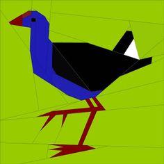 Pukeko clipart stock 38 Best pukeko images in 2016   Nz art, New zealand art, Birds stock