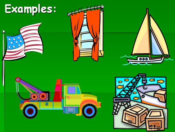Pulley examples clip art stock Force And Work - ProProfs Quiz clip art stock
