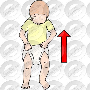Pulling up pants clipart picture black and white Pull Up Pants Picture for Classroom / Therapy Use - Great ... picture black and white