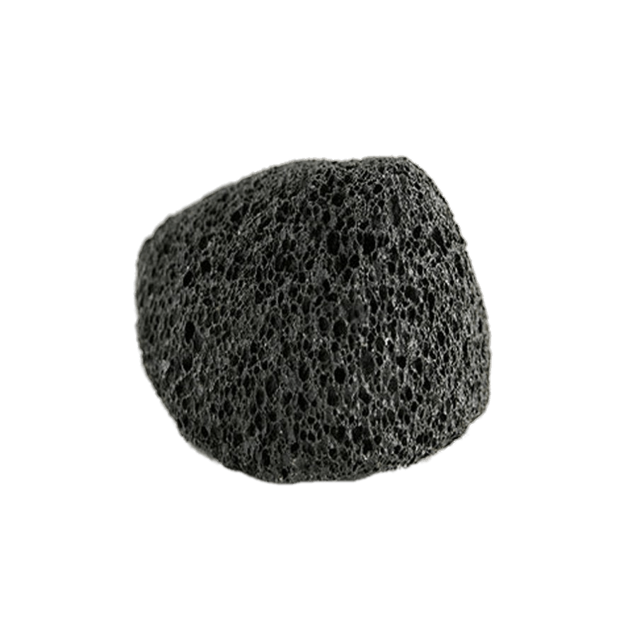 Pumice clipart jpg royalty free download Black Pumice Stone transparent PNG - StickPNG jpg royalty free download