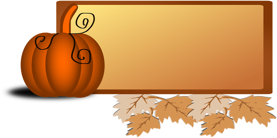 Pumpkin clipart border picture royalty free stock Pumpkin Clipart Pumpkin Leaves Free collection | Download and share ... picture royalty free stock