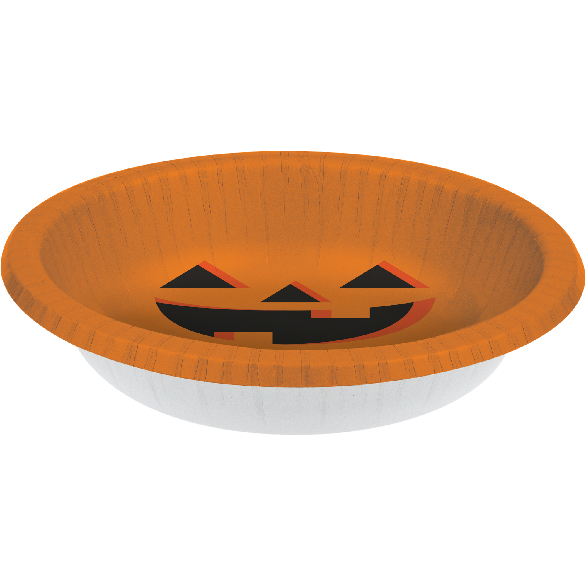 Pumpkin bowl clipart banner freeuse download 96/case) Halloween Pumpkin 20Oz. Paper Bowl - Party Secret banner freeuse download