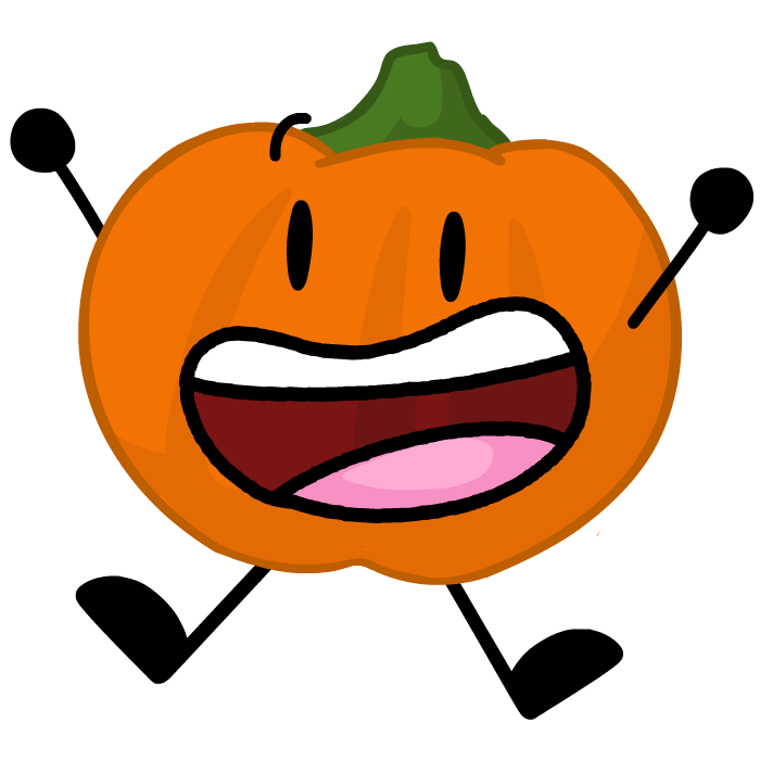 Pumpkin bowling clipart picture black and white library Pumpkin   Object Lockdown Wiki   FANDOM powered by Wikia picture black and white library