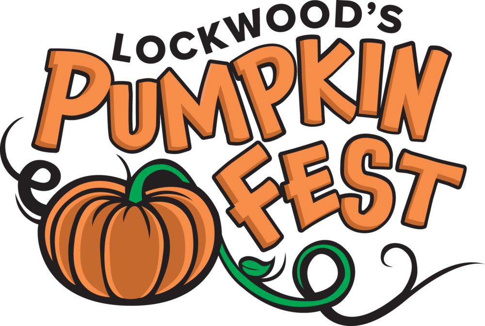 Pumpkin font clipart vector black and white library Pumpkin Fest — Lockwood Park vector black and white library