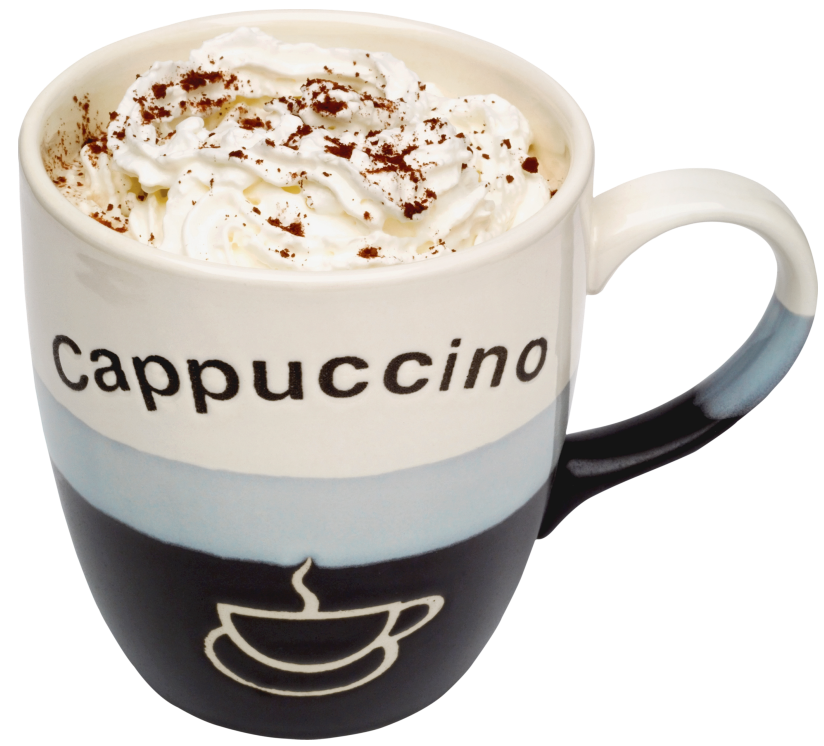 Pumpkin cappuccino clipart png library Coffee clipart cappuccino - Graphics - Illustrations - Free Download ... png library