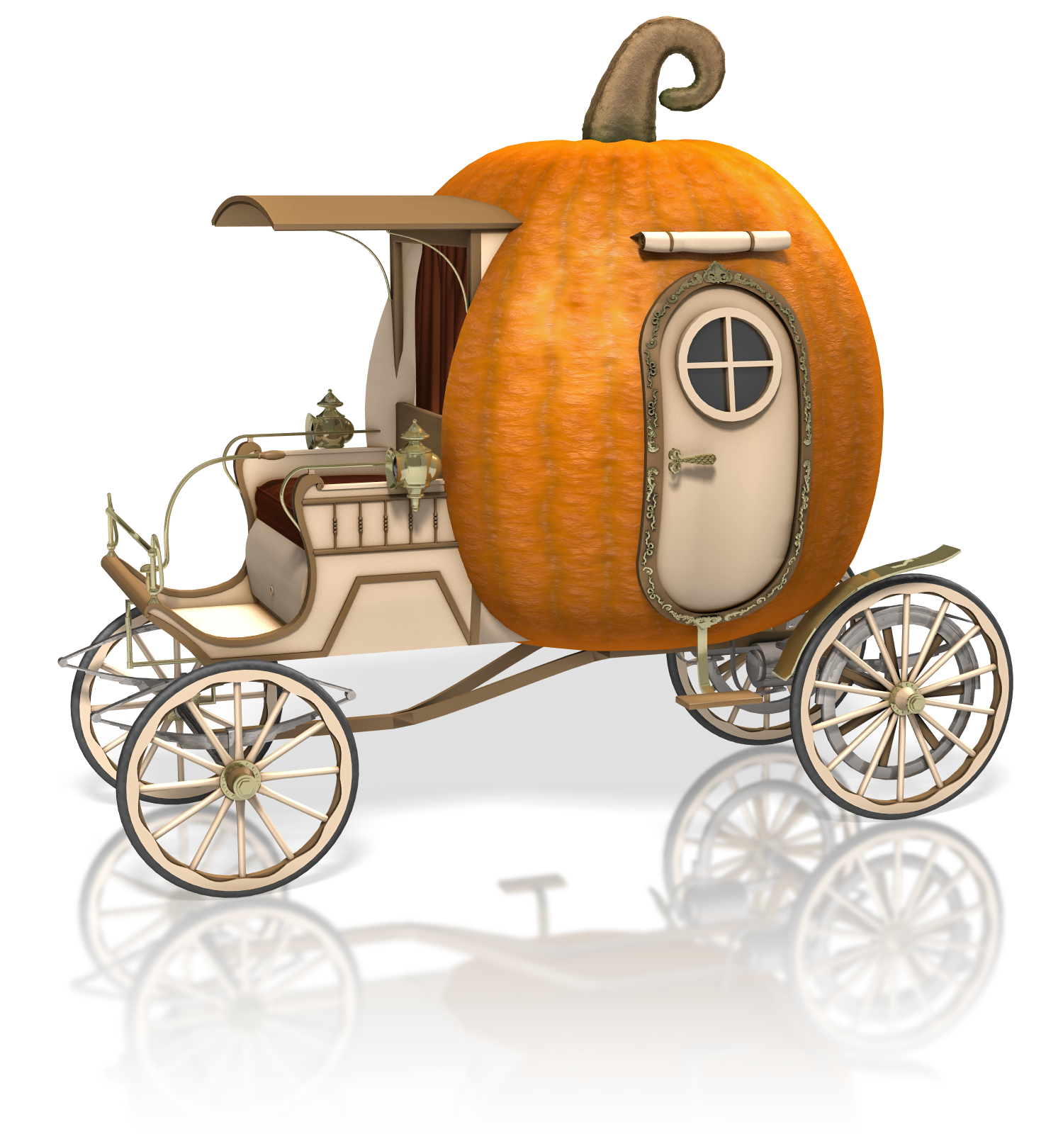 Pumpkin carriage clipart banner royalty free Medicare's Pumpkin Rule | Lifecare Innovations banner royalty free