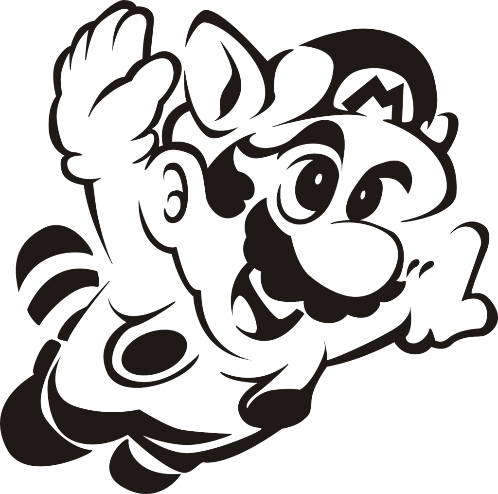 Pumpkin carving ideas clipart clipart royalty free bengal Pumpkin Carving Stencils Patterns | Mario Stencils Pictures ... clipart royalty free