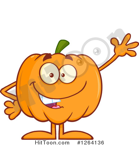 Pumpkin character clipart clipart freeuse stock Pumpkin Characters Clipart #1 - Royalty Free Stock Illustrations ... clipart freeuse stock